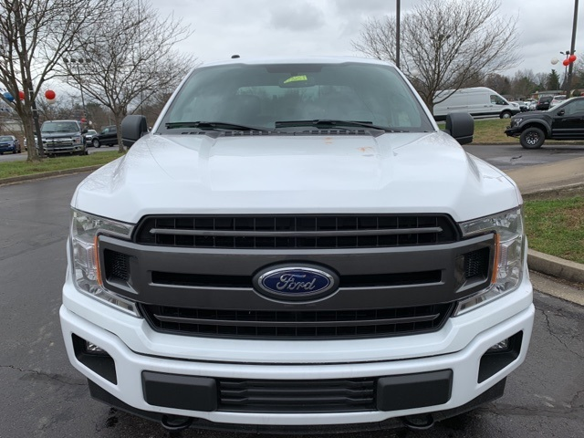 2018 F-150 SuperCrew Cab 4x4,  Pickup #57925T - photo 3