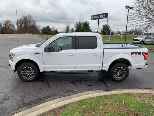2018 F-150 SuperCrew Cab 4x4,  Pickup #57925T - photo 5