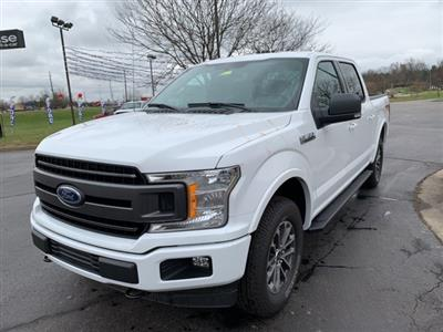 2018 F-150 SuperCrew Cab 4x4,  Pickup #57925T - photo 4