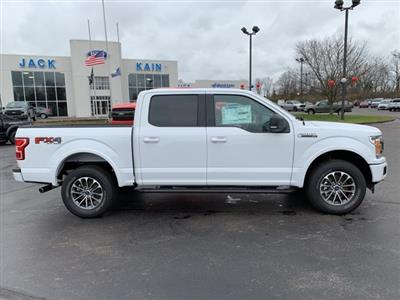 2018 F-150 SuperCrew Cab 4x4,  Pickup #57925T - photo 8