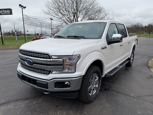 2019 F-150 SuperCrew Cab 4x4,  Pickup #57926 - photo 4