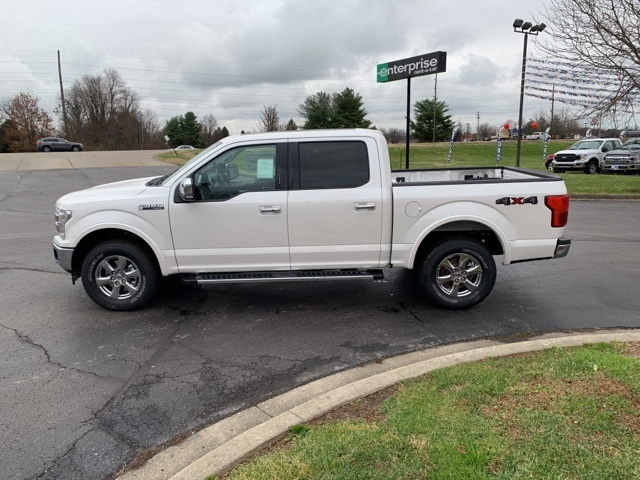 2019 F-150 SuperCrew Cab 4x4,  Pickup #57926 - photo 5