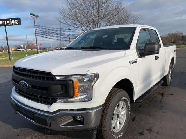 2018 F-150 Super Cab 4x4,  Pickup #57939 - photo 4