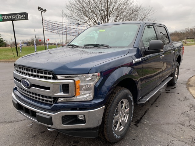 2018 F-150 SuperCrew Cab 4x4,  Pickup #57942 - photo 4