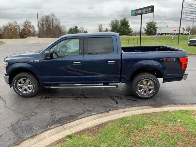 2018 F-150 SuperCrew Cab 4x4,  Pickup #57942 - photo 5