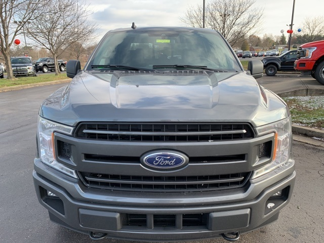 2019 F-150 SuperCrew Cab 4x4,  Pickup #57943 - photo 3