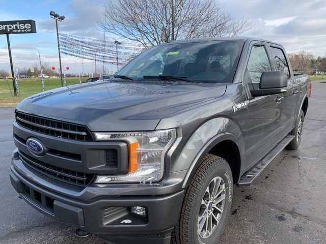 2019 F-150 SuperCrew Cab 4x4,  Pickup #57943 - photo 4