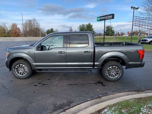 2019 F-150 SuperCrew Cab 4x4,  Pickup #57943 - photo 5
