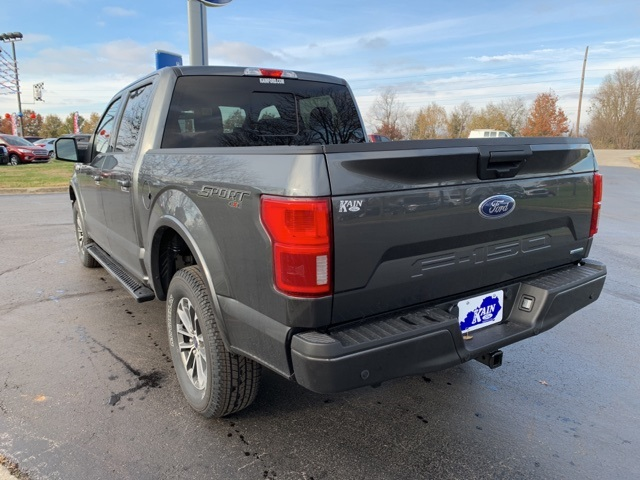 2019 F-150 SuperCrew Cab 4x4,  Pickup #57943 - photo 6