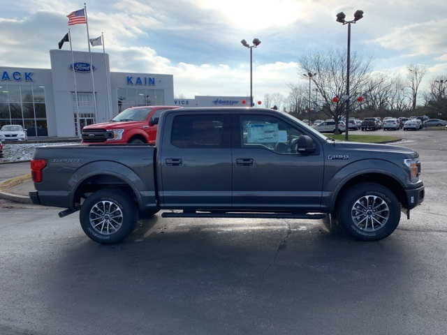 2019 F-150 SuperCrew Cab 4x4,  Pickup #57943 - photo 8