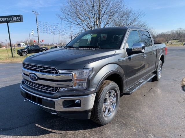 2019 F-150 SuperCrew Cab 4x4,  Pickup #57971 - photo 5