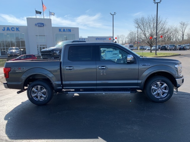 2019 F-150 SuperCrew Cab 4x4,  Pickup #57971 - photo 3
