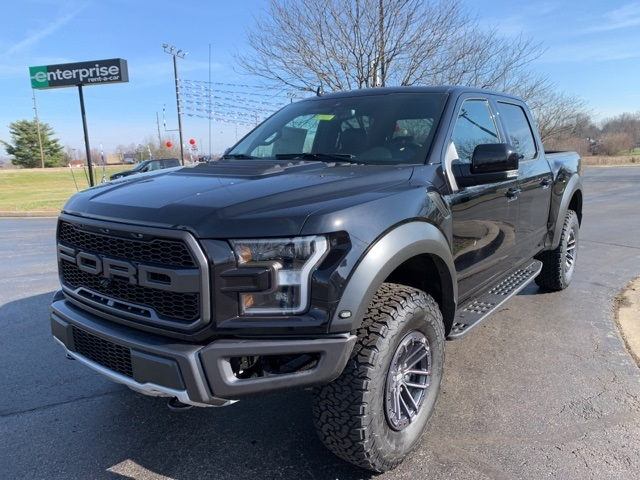 2019 F-150 SuperCrew Cab 4x4,  Pickup #57981 - photo 5