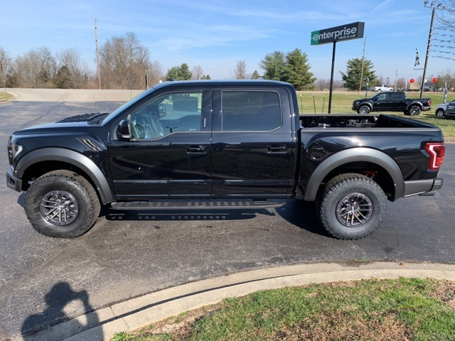 2019 F-150 SuperCrew Cab 4x4,  Pickup #57981 - photo 6