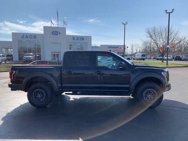 2019 F-150 SuperCrew Cab 4x4,  Pickup #57981 - photo 3