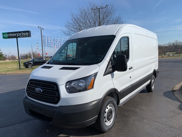 2019 Transit 250 Med Roof 4x2,  Empty Cargo Van #57982 - photo 5