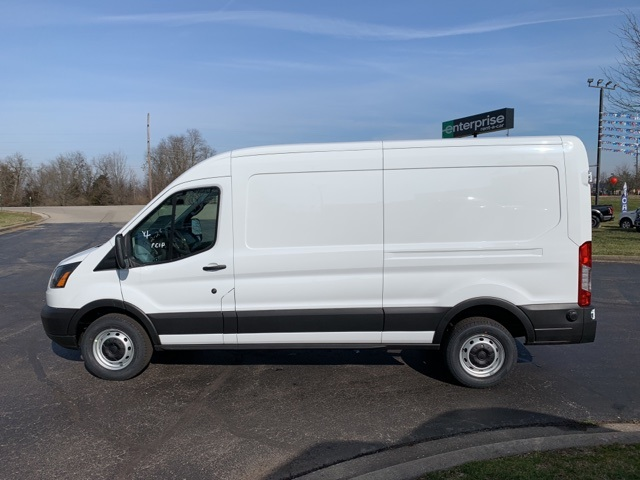 2019 Transit 250 Med Roof 4x2,  Empty Cargo Van #57982 - photo 6