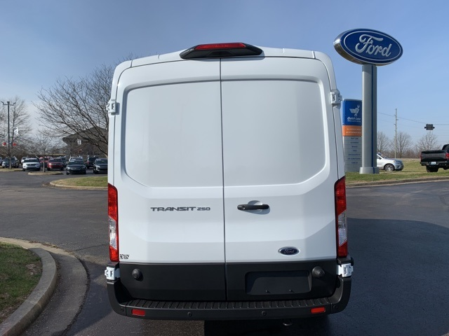 2019 Transit 250 Med Roof 4x2,  Empty Cargo Van #57982 - photo 8