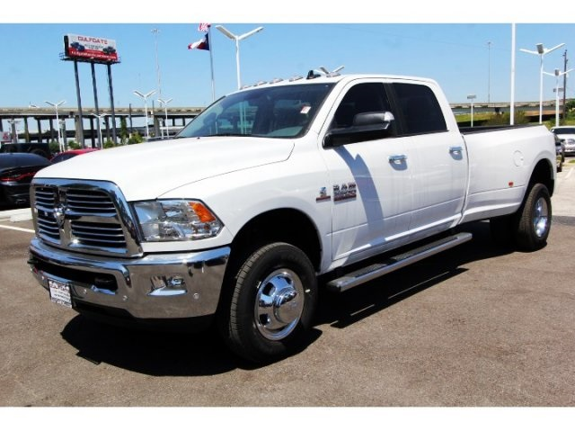 2017 Ram 3500 Crew Cab DRW 4x4 Pickup #729412 - photo 1