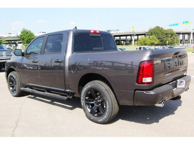 2018 Ram 1500 Crew Cab 4x4,  Pickup #829011 - photo 4