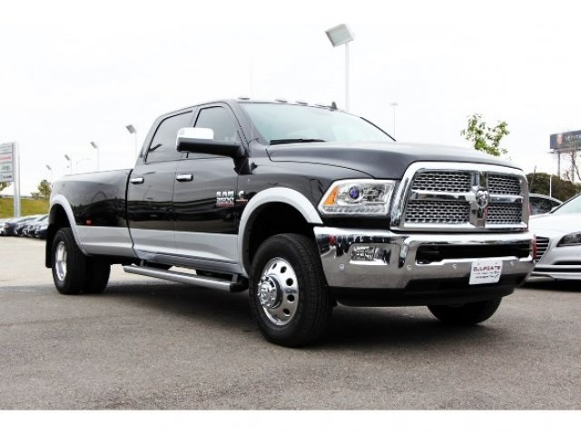 2018 Ram 3500 Crew Cab DRW 4x4, Pickup #829028 - photo 4