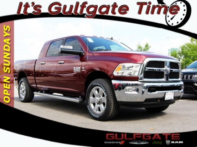 2018 Ram 2500 Mega Cab 4x2,  Pickup #829076 - photo 1