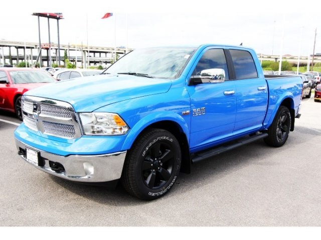 2018 Ram 1500 Crew Cab 4x2,  Pickup #829086 - photo 3