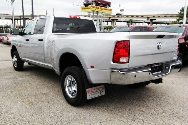 2018 Ram 3500 Crew Cab DRW 4x4, Pickup #829133 - photo 4