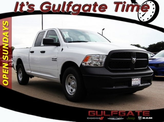 2018 Ram 1500 Quad Cab 4x2,  Pickup #829424 - photo 1
