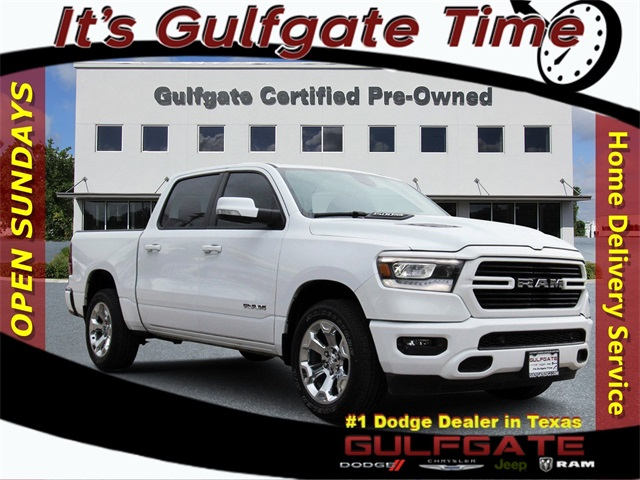 2019 Ram 1500 Crew Cab 4x2,  Pickup #929011 - photo 1