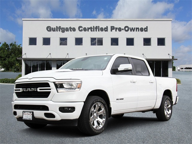 2019 Ram 1500 Crew Cab 4x2,  Pickup #929011 - photo 3