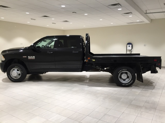 2017 Ram 3500 Crew Cab DRW 4x4,  CM Truck Beds Platform Body #D1753 - photo 6