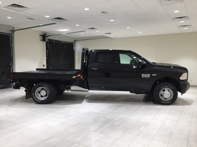2017 Ram 3500 Crew Cab DRW 4x4,  CM Truck Beds Platform Body #D1753 - photo 8