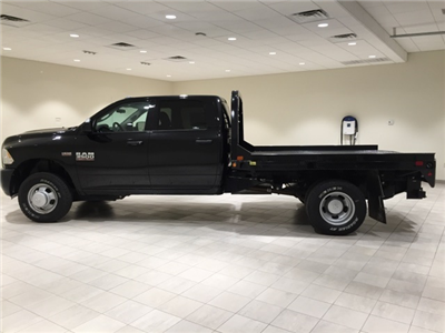 2017 Ram 3500 Crew Cab DRW 4x4,  Platform Body #D1753 - photo 6