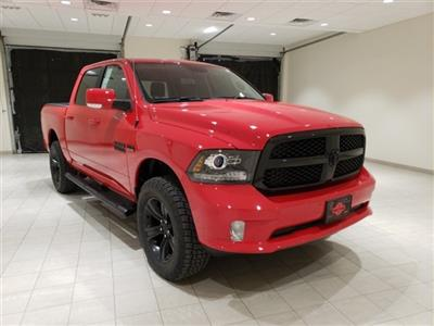 2018 Ram 1500 Crew Cab 4x4,  Pickup #D1962 - photo 3