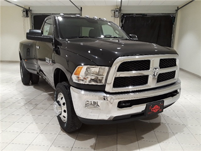 2018 Ram 3500 Regular Cab DRW 4x4,  Pickup #D2234 - photo 3
