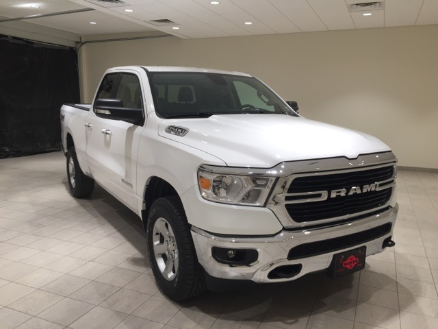 2019 Ram 1500 Quad Cab 4x4,  Pickup #D2255 - photo 3