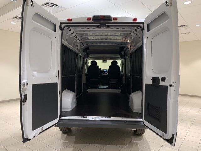 2018 ProMaster 2500 High Roof FWD,  Empty Cargo Van #D2323 - photo 2