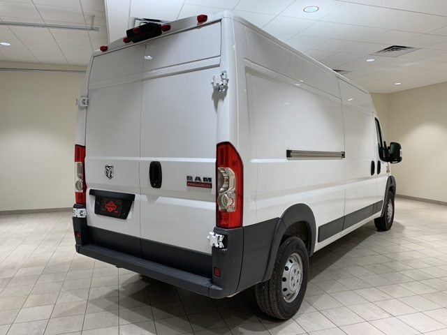 2018 ProMaster 2500 High Roof FWD,  Empty Cargo Van #D2323 - photo 8