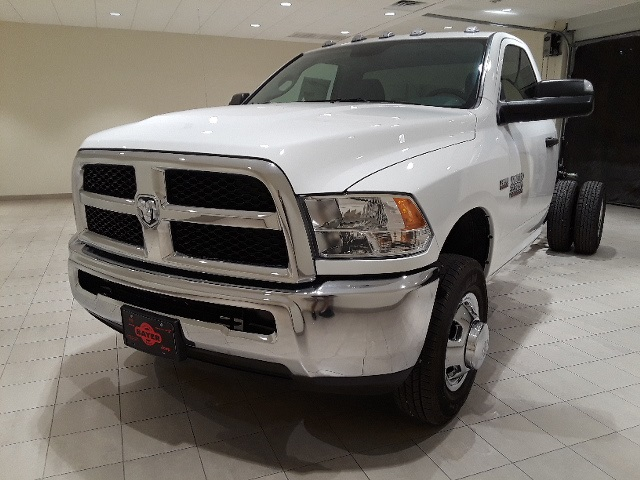 2018 Ram 3500 Regular Cab DRW 4x4,  Cab Chassis #D2345 - photo 1