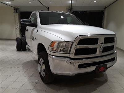 2018 Ram 3500 Regular Cab DRW 4x4,  Cab Chassis #D2345 - photo 3