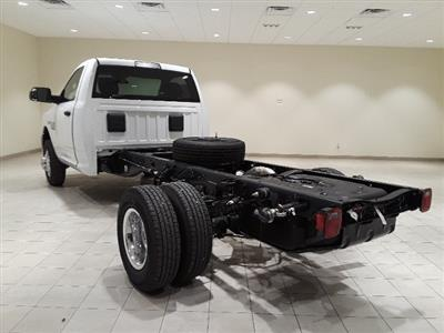 2018 Ram 3500 Regular Cab DRW 4x4,  Cab Chassis #D2345 - photo 2