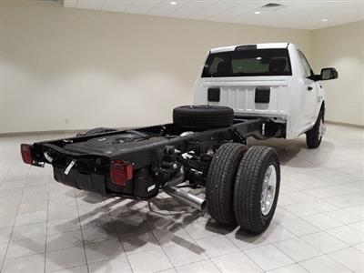 2018 Ram 3500 Regular Cab DRW 4x4,  Cab Chassis #D2345 - photo 7
