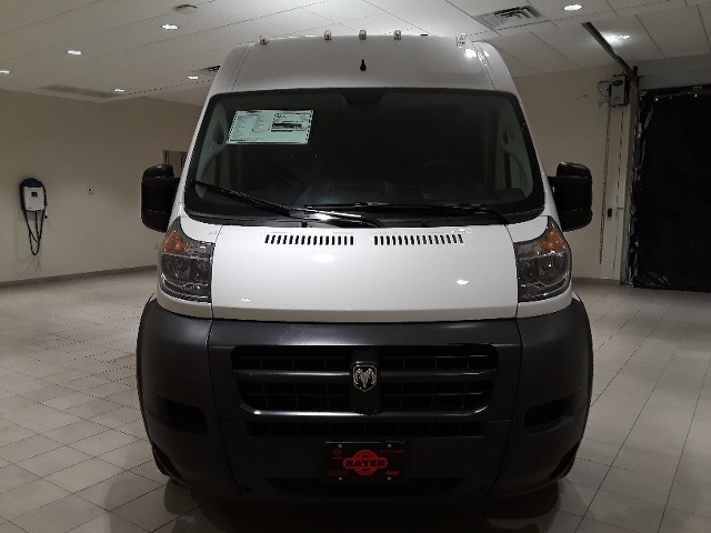 2018 ProMaster 2500 High Roof FWD,  Empty Cargo Van #D2356 - photo 4