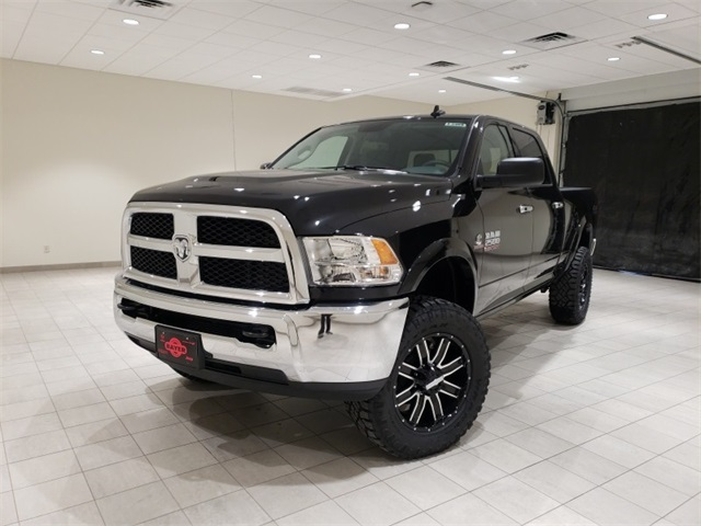 2018 Ram 2500 Crew Cab 4x4,  Pickup #D2469 - photo 1