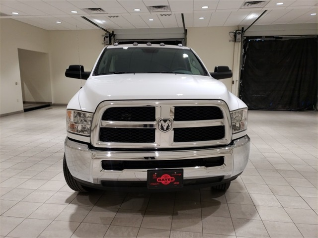 2018 Ram 3500 Regular Cab DRW 4x4,  Cab Chassis #D2491 - photo 4