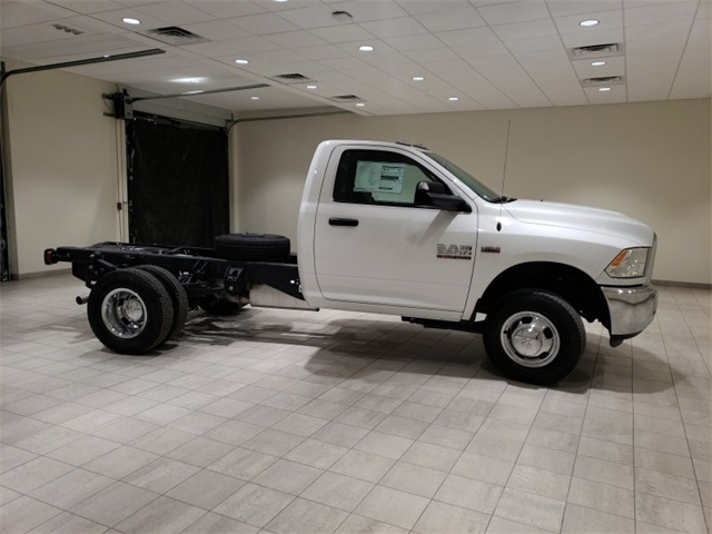 2018 Ram 3500 Regular Cab DRW 4x4,  Cab Chassis #D2491 - photo 8