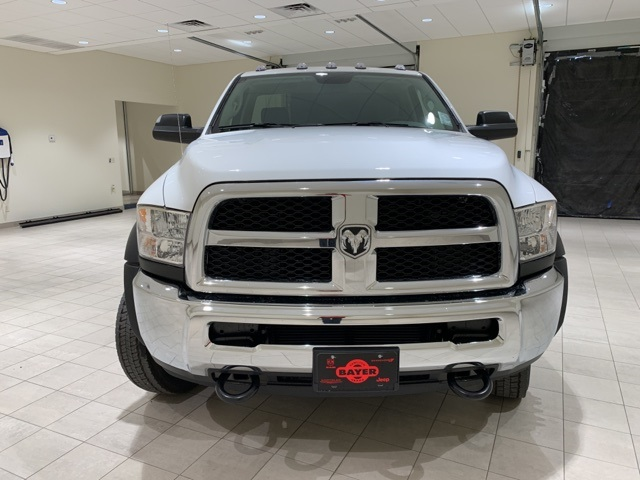2018 Ram 5500 Regular Cab DRW 4x4,  Cab Chassis #D2559 - photo 4