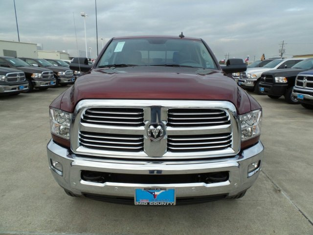2017 Ram 2500 Crew Cab 4x4 Pickup #HG561516 - photo 7