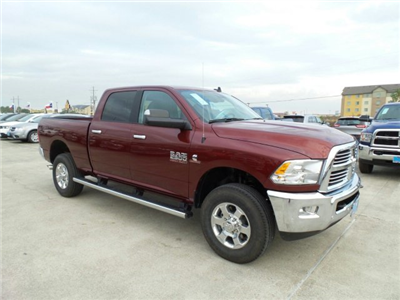 2017 Ram 2500 Crew Cab 4x4 Pickup #HG561516 - photo 1